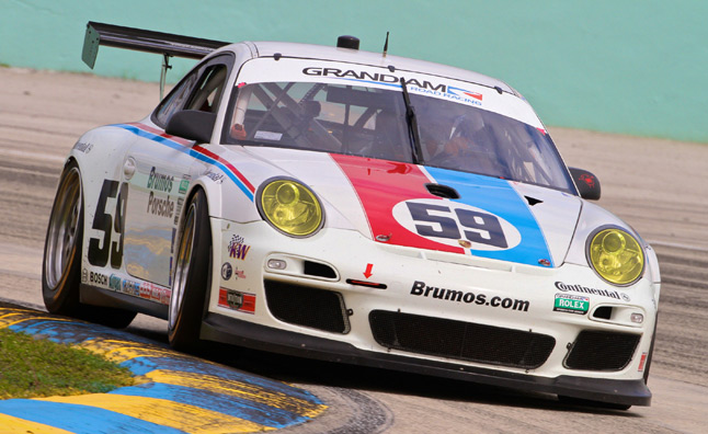 Brumos racing to offer porsche 911 gt3 cup car mercedes for Brumos mercedes benz