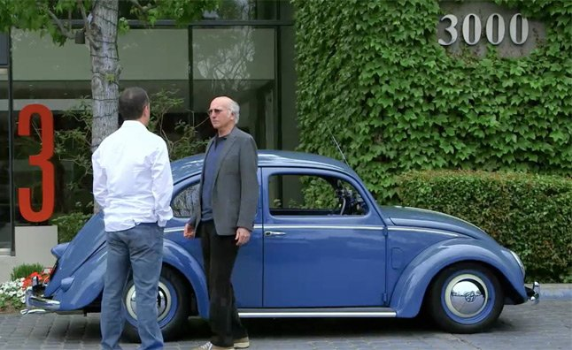 Comedians In Cars Getting Coffee Larry David