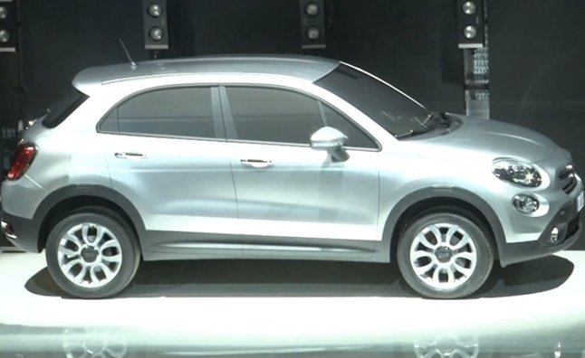 2015 fiat 500x crossover heading to america autoguide. Black Bedroom Furniture Sets. Home Design Ideas