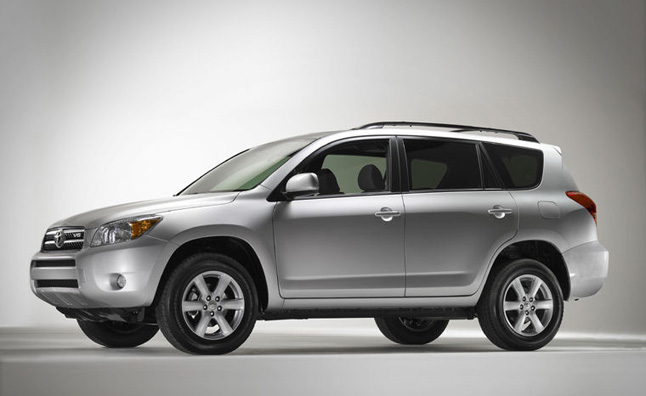 Toyota RAV4 Lexus HS 250h Recalled For Suspension Issue