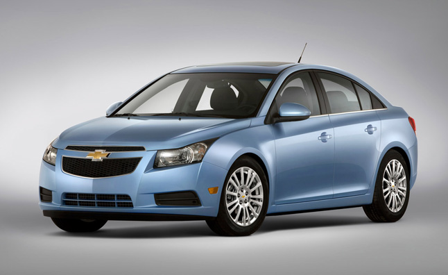 Chevrolet cruze diesel coming in early 2013 autoguide com news