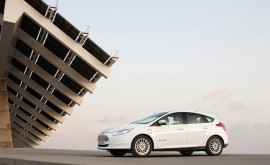 Ford's First-Ever All-Electric Passenger Car, Focus Electric