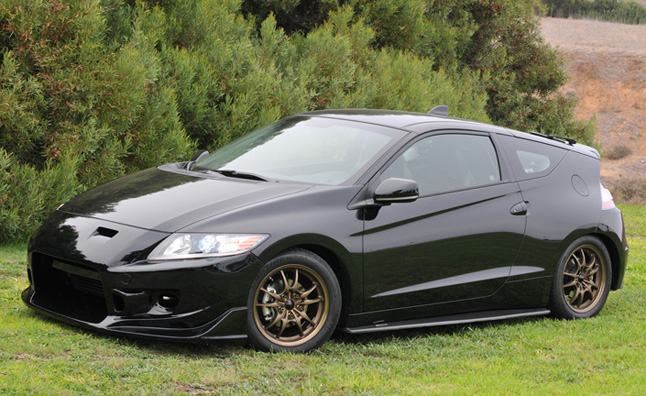 Honda Cr Z Supercharger Upgrade Adds 50 Hp For 3 995 187 Autoguide Com News