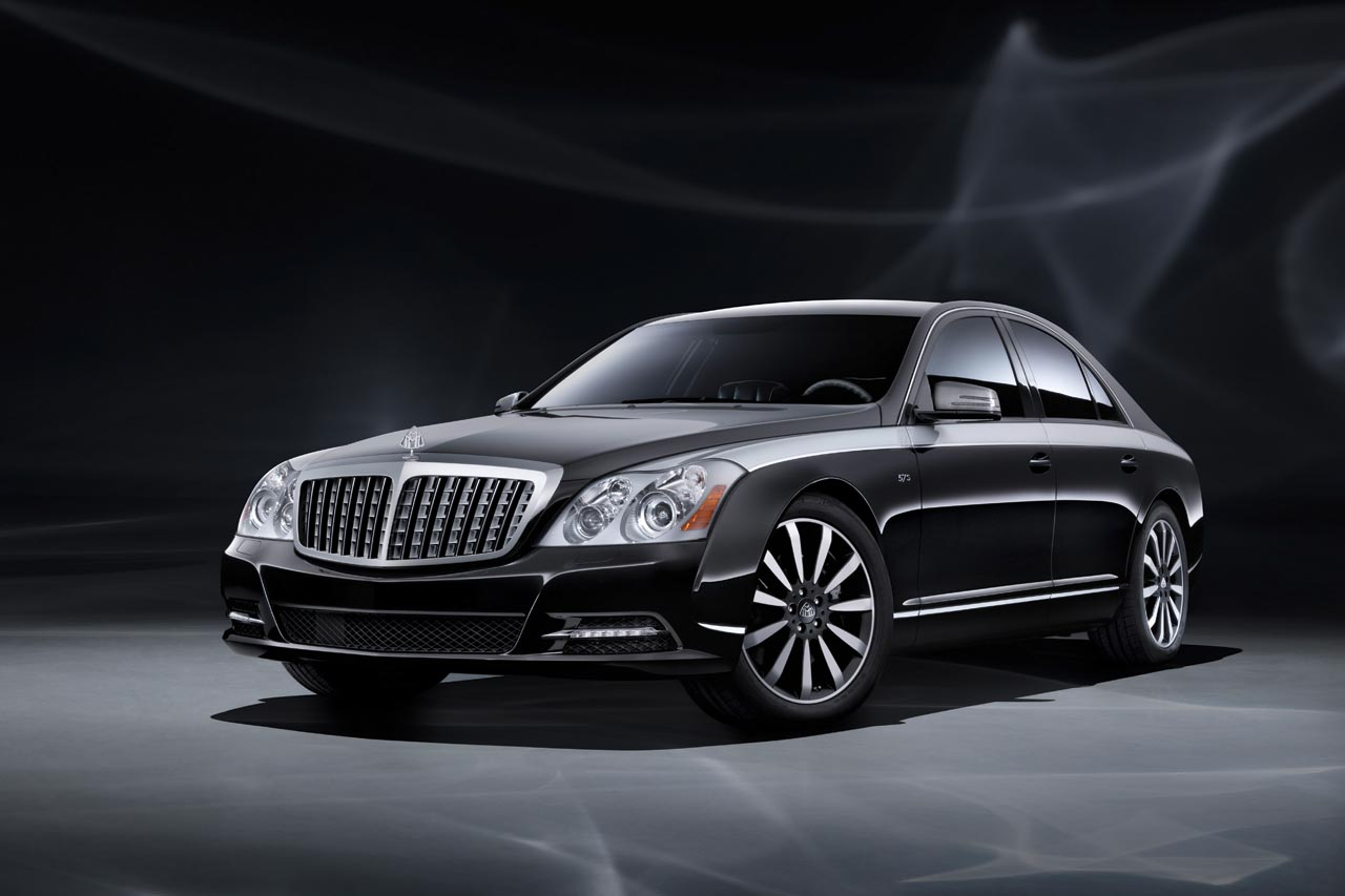 Maybach Officially Dead » AutoGuide.com News