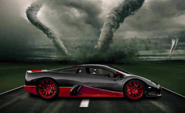 SSC Ultimate Aero XT Special Edition Planned as Proper ... Ssc Ultimate Aero 2012