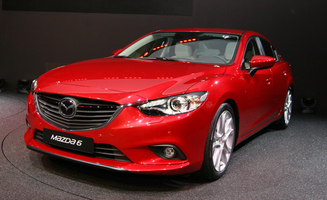 Mazda Dealership Near Me >> 2014 Mazda6 Video, First Look: 2012 Paris Motor Show ...