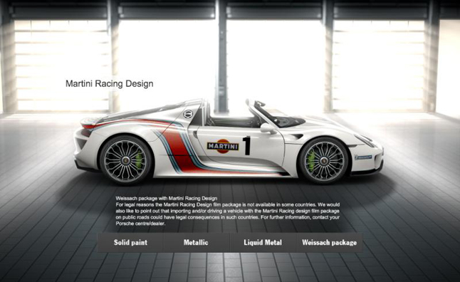 porsche 918 spyder brochure leaks with new photos. Black Bedroom Furniture Sets. Home Design Ideas