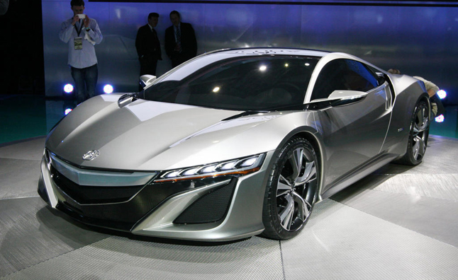 Image Result For Acura Nsx Electric Range