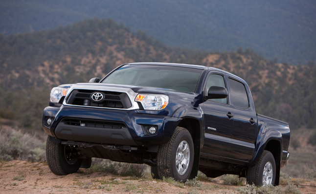 The Tacoma Is Very Successful For A Number Of Reasons Says Sam O From Toyota S Truck Division Has Long And Rich Compact Pickup