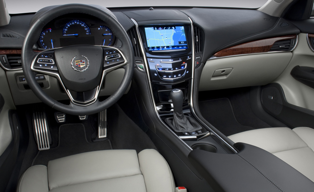 2013 cadillac ats new cars used cars car reviews html autos weblog