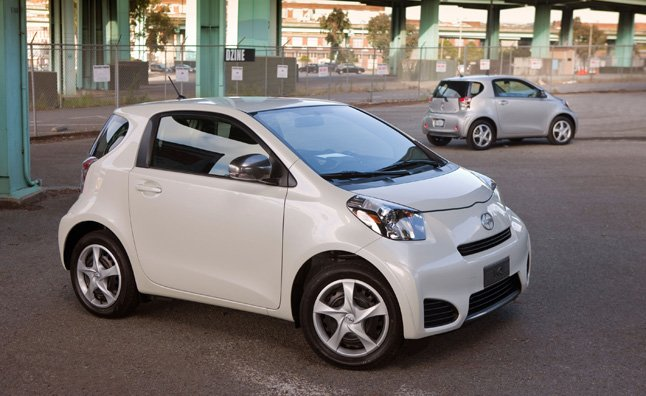 Scion Iq Gets 99 Lease To Compete With Low Cost Chevy Spark 187 Autoguide Com News