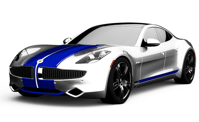 Fisker Bringing Barely Customized Cars To Sema 187 Autoguide