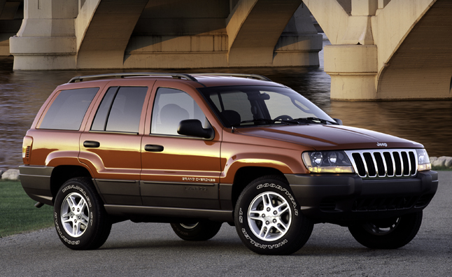 jeep grand cherokee liberty recalled for airbag issue. Black Bedroom Furniture Sets. Home Design Ideas