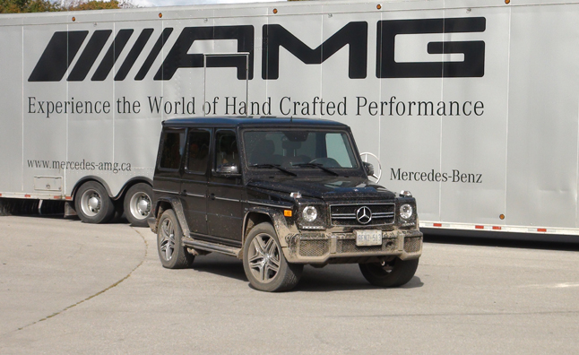 Five point inspection 2013 mercedes benz g63 amg for Mercedes benz inspection cost