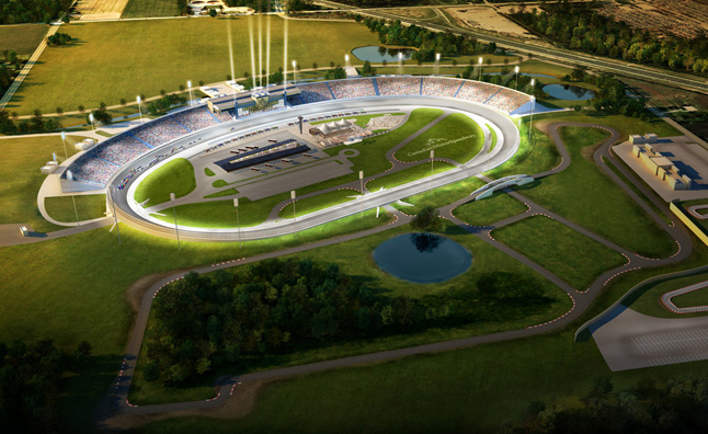 Canadian Motor Speedway Gets Green Light For Southern