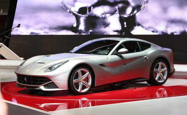 ferrari f12 berlinetta being auctioned for hurricane relief news. Black Bedroom Furniture Sets. Home Design Ideas