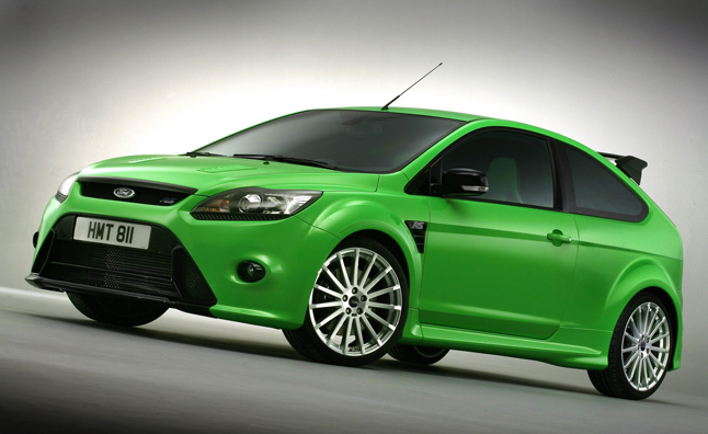 2014 ford focus rs to boast 350 hp news. Black Bedroom Furniture Sets. Home Design Ideas