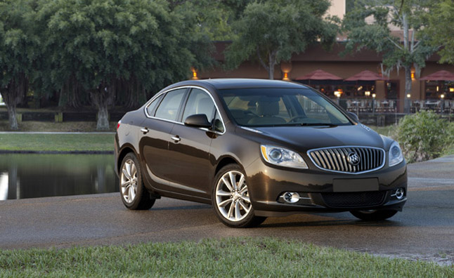 2014 buick verano slated for 1 6l turbo news. Black Bedroom Furniture Sets. Home Design Ideas