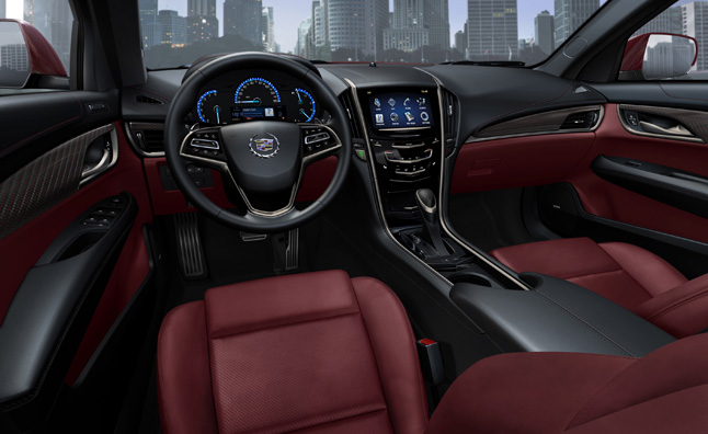 2013 autoguide car of the year nominee cadillac ats news. Black Bedroom Furniture Sets. Home Design Ideas