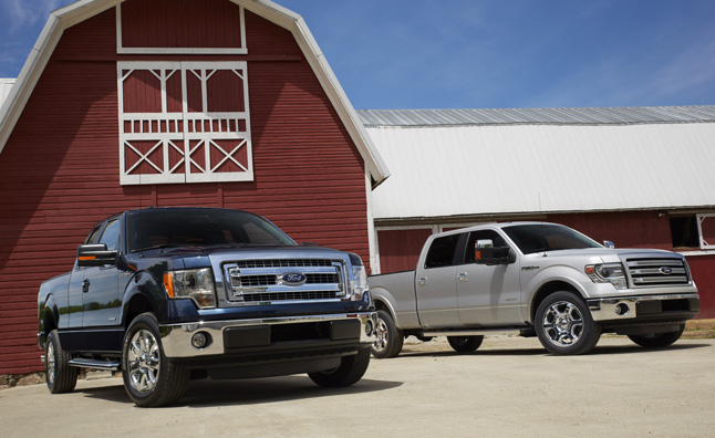 2015 Ford F-150 to Get 20 Percent Fuel Economy Boost