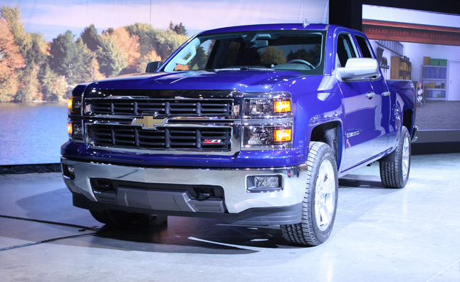 2014 Chevy Silverado, GMC Sierra Preview: Best in Class Fuel Economy