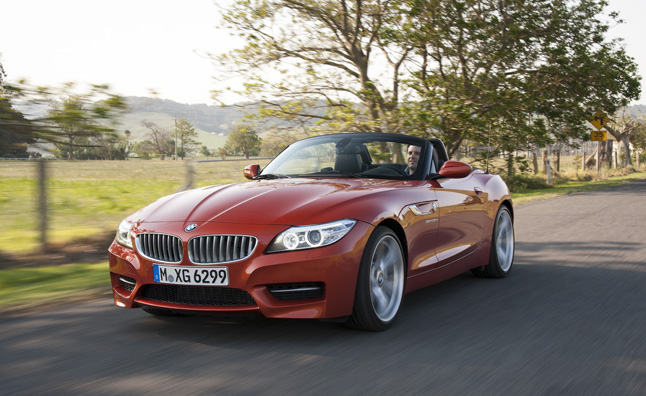 2014 Bmw Z4 Previewed With Mild Update 187 Autoguide Com News