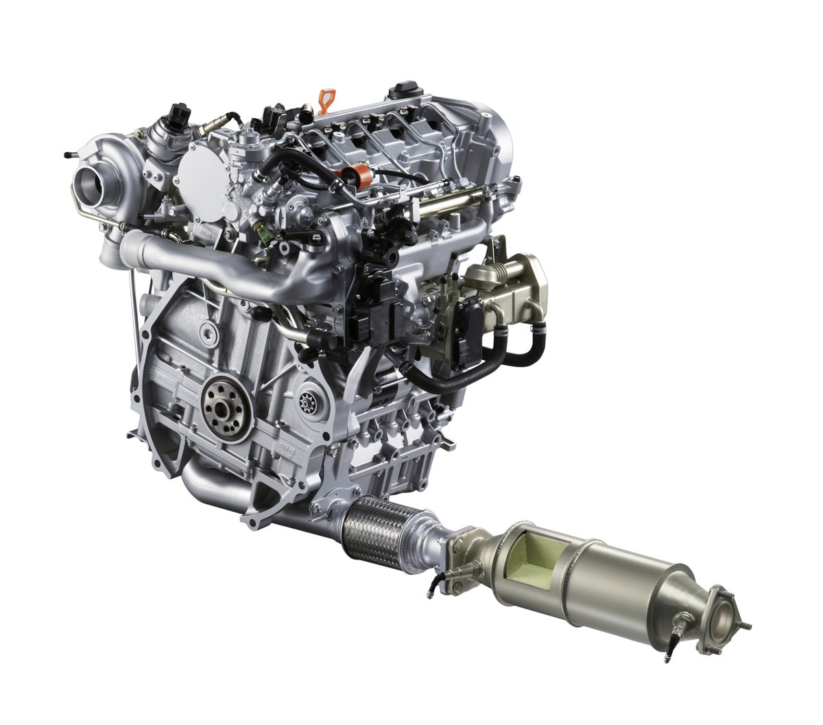 Ford Develops New Generation Three Cylinder Ecoboost