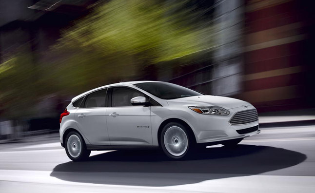 2013 ford focus electric discounted up to 10 750 news. Black Bedroom Furniture Sets. Home Design Ideas