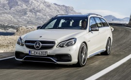 2014-Mercedes-E63-AMG-4MATIC-Wagon-S-Model-forward-driving