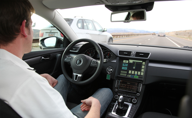 Self Driving Cars A Reality By 2025 Says Major Parts