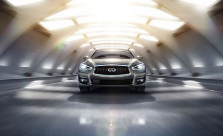 Infiniti will roll out a coupe version of the Q50 sedan it brought to