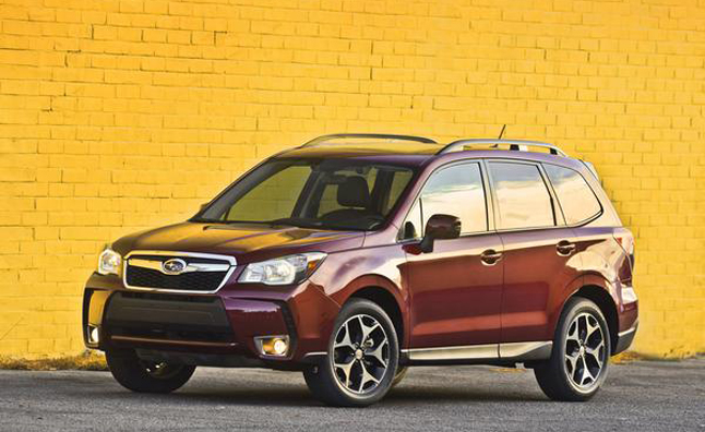 Subaru has announced official pricing for its 2014 Forester, which
