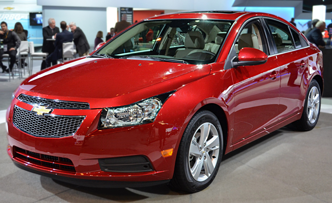 chevrolet cruze diesel praised for biodiesel capability news. Black Bedroom Furniture Sets. Home Design Ideas