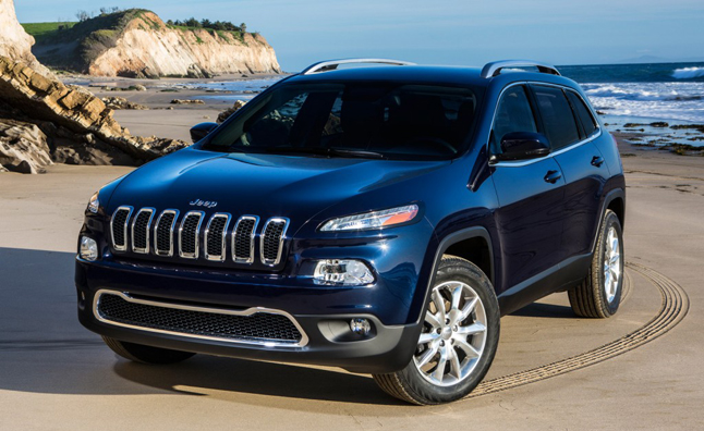 2014 cherokee has now been revealed by jeep sporting an all new design