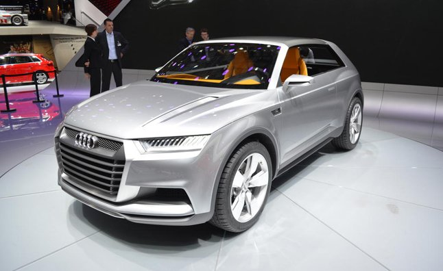 Audi To Double Suv Lineup By 2020 187 Autoguide Com News