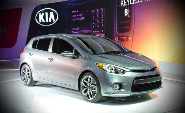 2014 Kia Forte 5 Door Offers 201 Hp Turbo Engine | Apps Directories