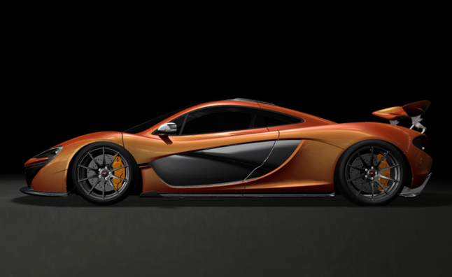 top 10 things you should know about the mclaren p1. Black Bedroom Furniture Sets. Home Design Ideas