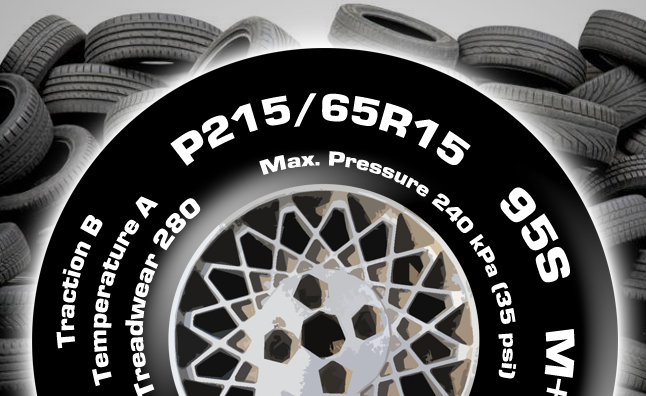 what does the writing on my tires mean chevy malibu. Black Bedroom Furniture Sets. Home Design Ideas