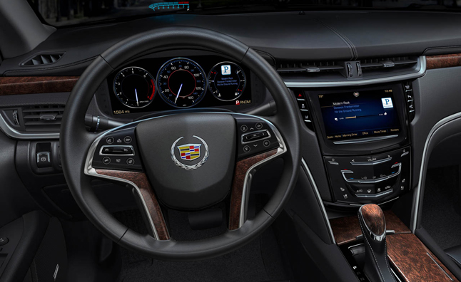 Cadillac CUE Getting Early Update To Fix Laggy