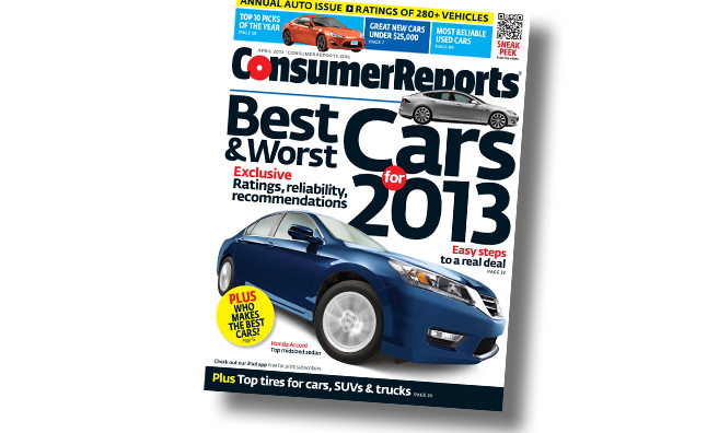 consumer reports how to get the best car loan