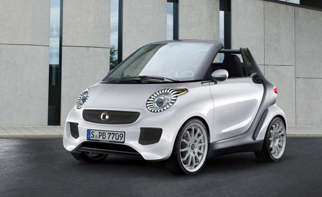 2014 smart fortwo leaked on geneva motor show website news. Black Bedroom Furniture Sets. Home Design Ideas