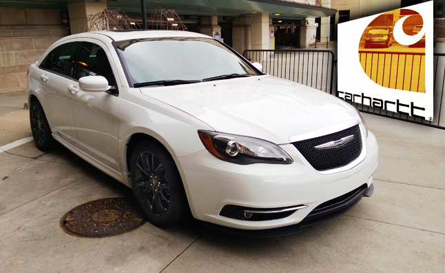 2013 Chrysler 200 S Special Edition Gets Carhartt Upgrades