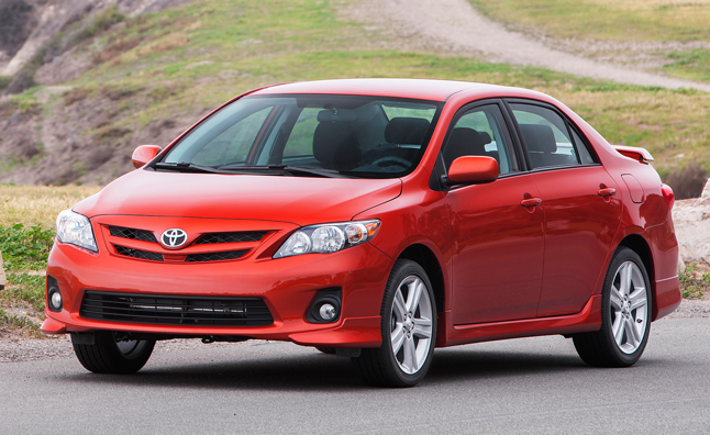 2013 toyota corolla le s special editions announced. Black Bedroom Furniture Sets. Home Design Ideas