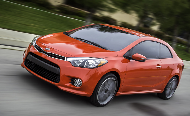 2014 kia forte koup gets new turbo engine news. Black Bedroom Furniture Sets. Home Design Ideas