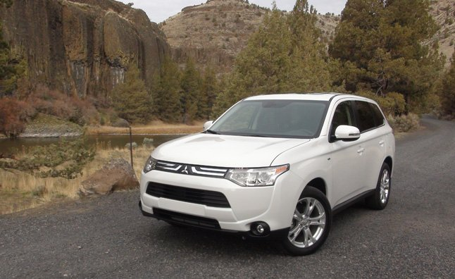 2014 Mitsubishi Outlander Priced from $22,995 » AutoGuide.com News