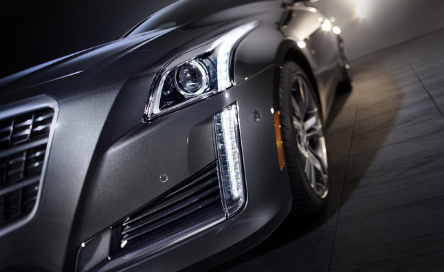 2014 Cadillac CTS Images Leak Before NY Auto Show Debut » AutoGuide.com News