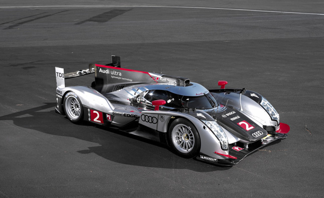Audi Supercar To Use Modified R18 Engine