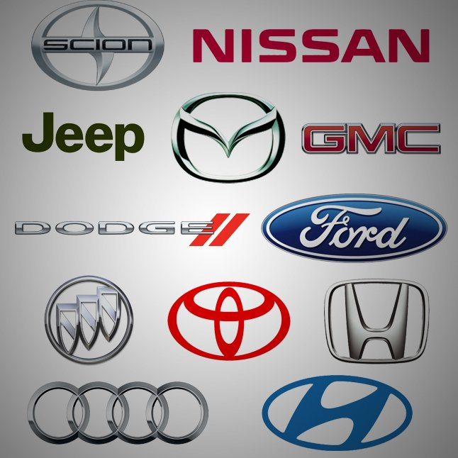 car company logos with names pdf