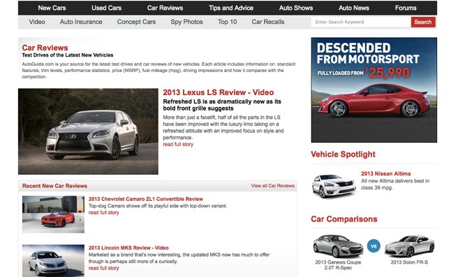 most read car reviews of the week march 17 24 news. Black Bedroom Furniture Sets. Home Design Ideas