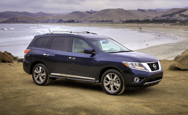 2014 Nissan Pathfinder Hybrid To Bow At Ny Auto Show Autoguide